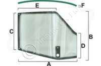 248724A1 – Left Hand Door Glass