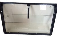 Rear Window Frame Complete with Glass and Painted 74, 84 & 85 series 3123721R93 3118424R91