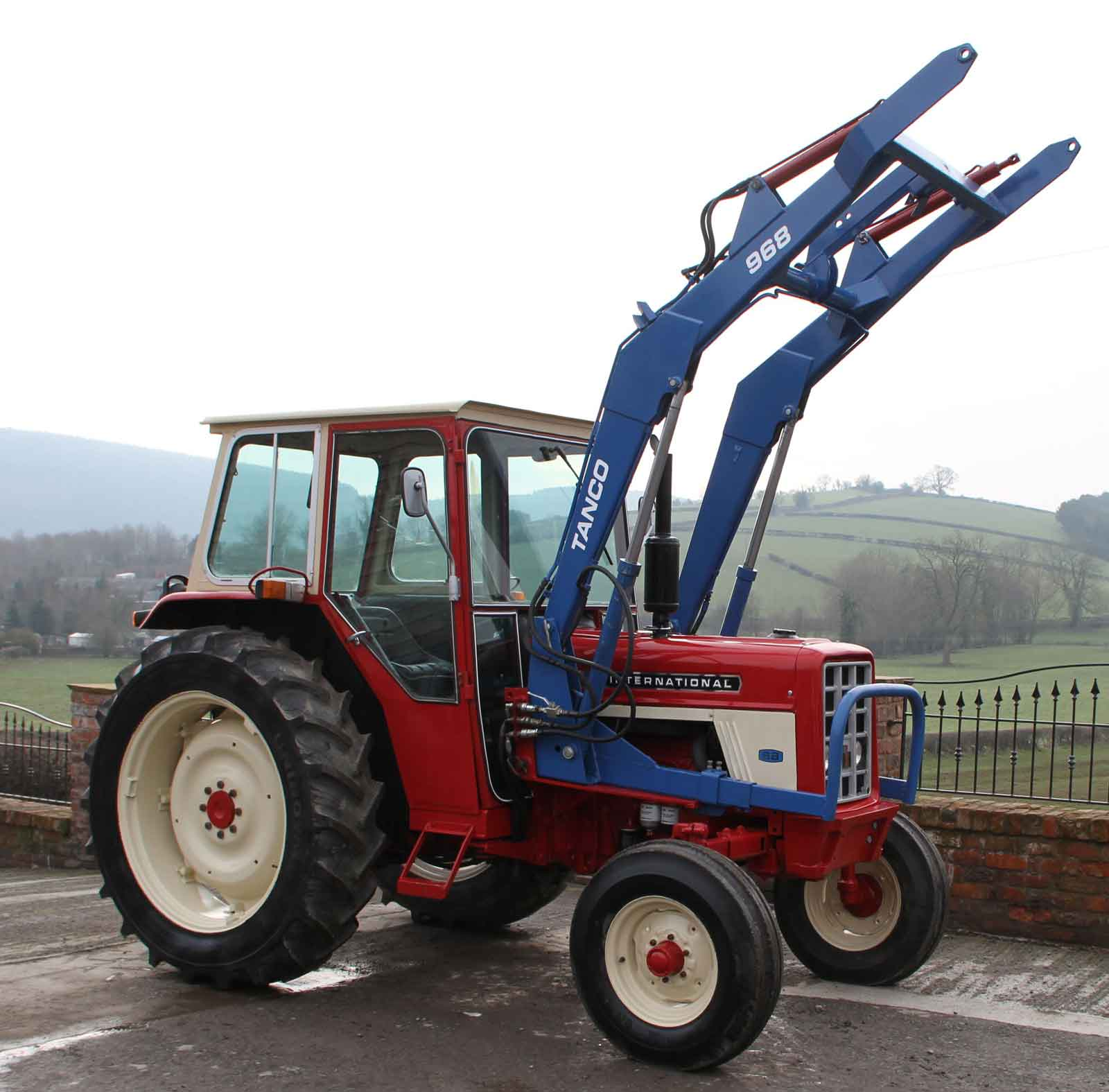 Case Ih Tractor Parts And Tractors For Sale