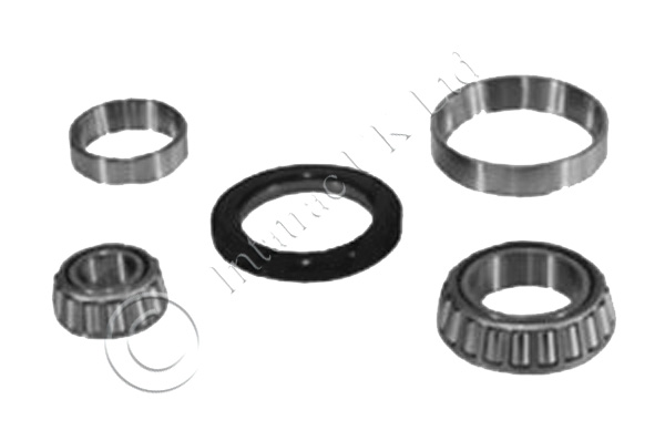 Wheel bearing kit – 81825777, 81825777 & E2156T9