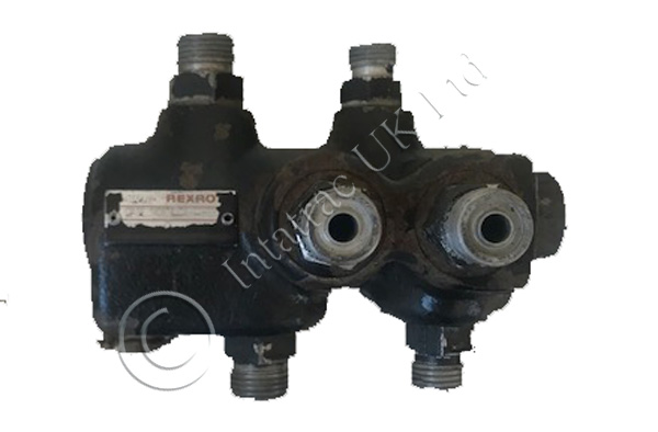 New Genuine Trailer Brake Valve – 1533774C2