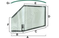 248723A1 – Right Hand Upper Door Glass Standard