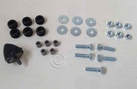 L Cab Lower Rear Window Fitting Kit